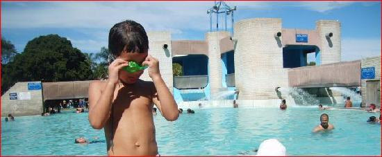 Warmbaths, A Forever Resort: warm water pool