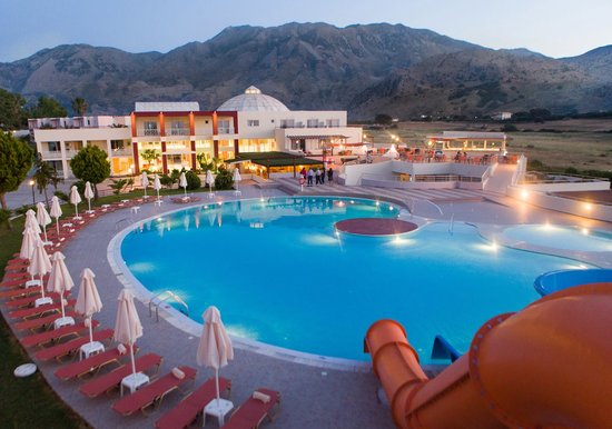 Georgioupolis Resort Hotel - UPDATED 2018 Prices & Reviews (Crete) - TripAdvisor