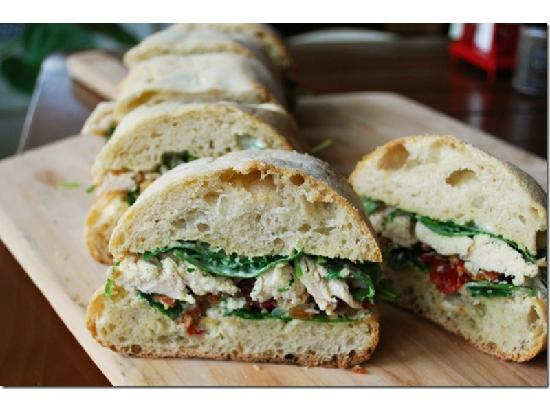 Where Memories Meet: Fresh sandwiches paninis & snacks