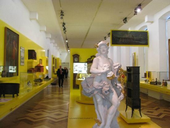 Stadtmuseum Simeonstift: view