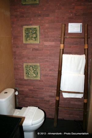 Seeka Boutique Resort: Bathroom