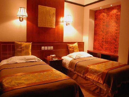 Xiao Yuan Alley Courtyard Hotel : rooms