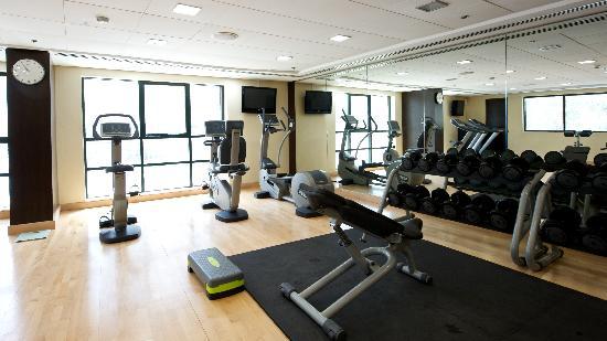 TIME Oak Hotel & Suites: Health Club
