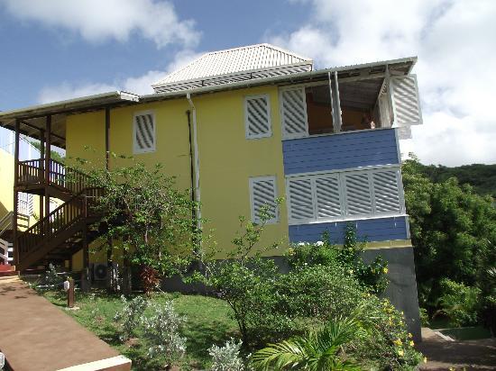 Sugarapple Inn: Our upper apartment at Sugarapple
