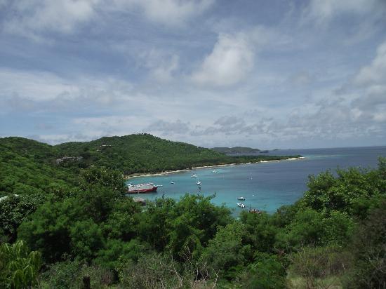 Sugarapple Inn: Friendship Bay as seen from apartment