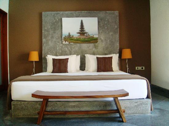 Villa Andaman : chambre