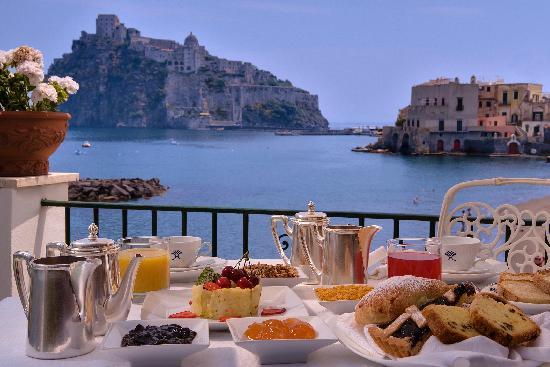 Miramare e Castello Hotel: castle