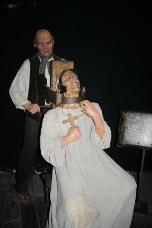 Chamber of Horrors - Picture of Madame Tussauds London ...