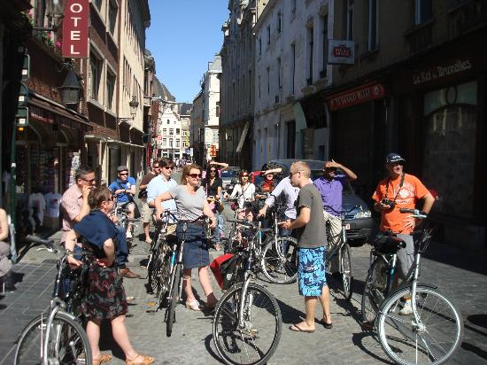 Groovy Brussels : First stop