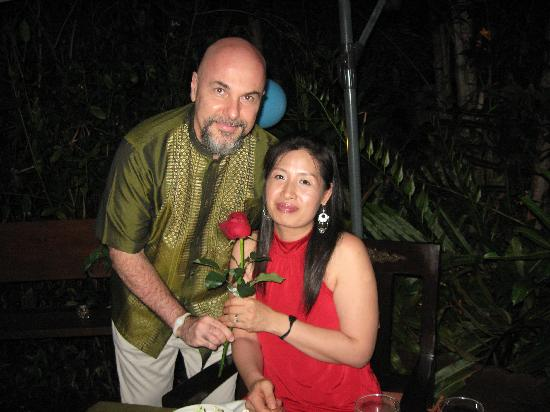 Oriental Siam Resort: Happy b'day!