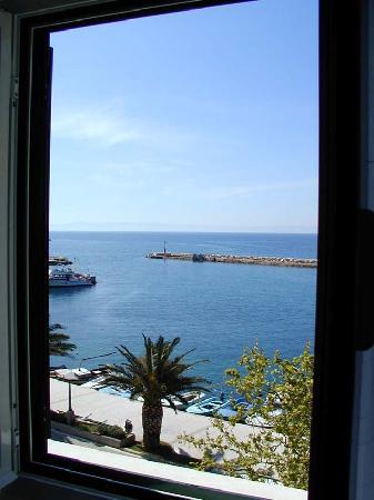 Pension Palac: prozor dvojke