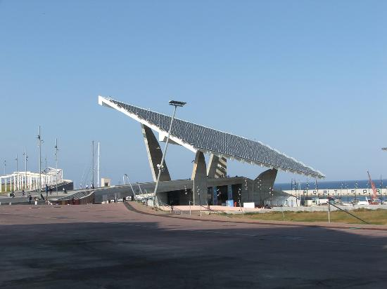 Barcelone a Velo: Le Forum