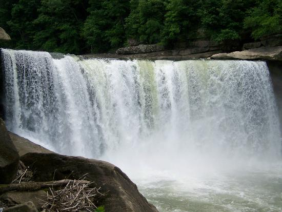 Corbin, KY: The Falls