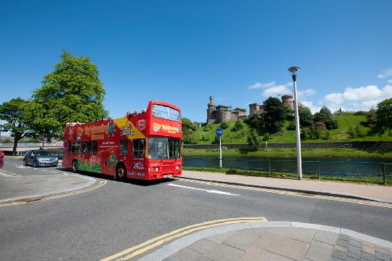 City Sightseeing Inverness