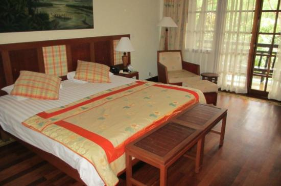 Victoria Angkor Resort & Spa: My room