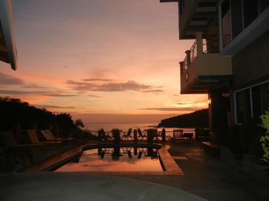 Casa Del Soul: sunset