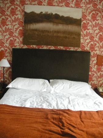 Ravensworth Arms: Bedroom