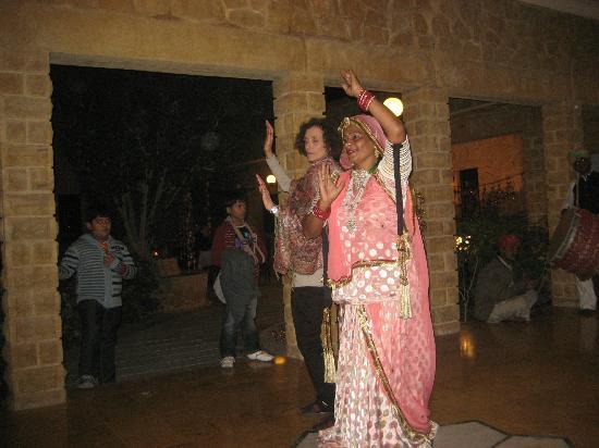 Hotel Rawalkot Jaisalmer: Lobby