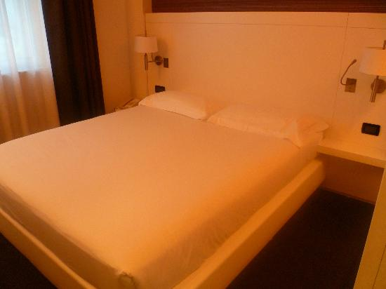 Holiday Inn Express Rome-east: Muy confortable