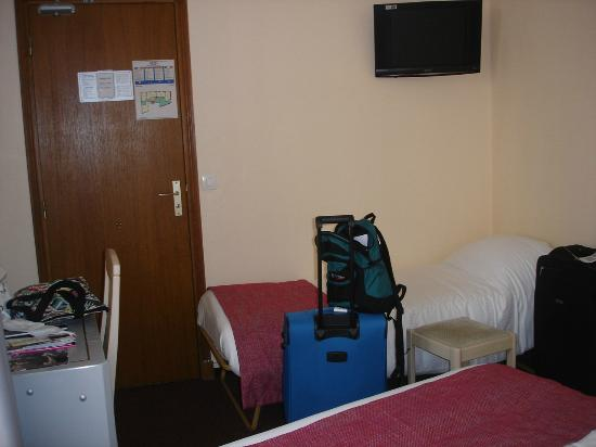 Hotel Crimee : Cama extra
