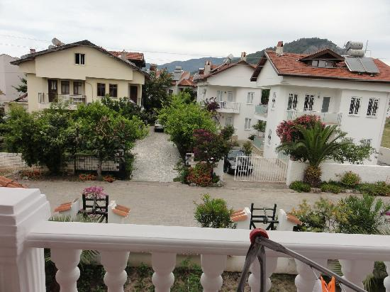 Beyaz Villas : Lovely view from balcony