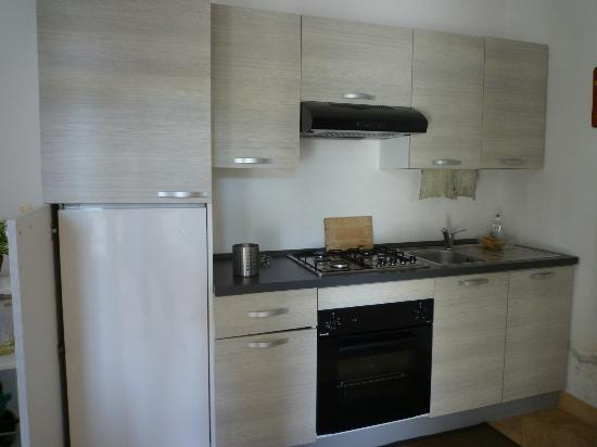 B&B Casa d'Oro: cooking facilities