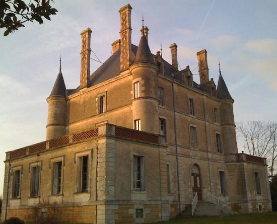 Chateau De Puybelliard