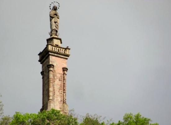 St Mary's Column: Marian column