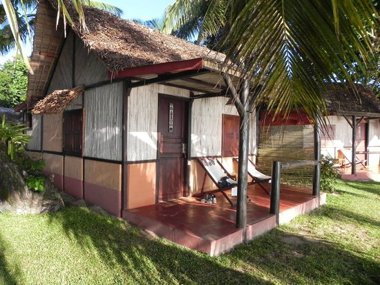 Hotel Libertalia : Our bungalow