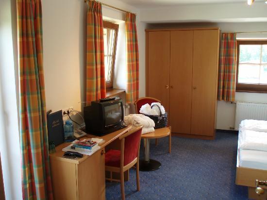 Hotel Bruggerhof: Room 122
