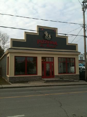 Restaurant Pizzeria Le Marquis