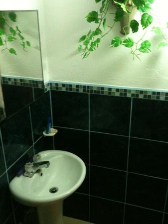 Cole Bay, St Marteen/St. Martin : Bathroom