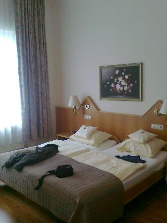 Comfort Hotel Am Kurpark: Double Room