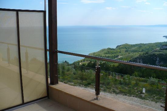 Topola Skies Golf & Spa Resort: View