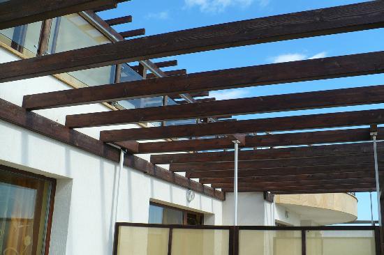 Topola Skies Golf & Spa Resort: Balcony