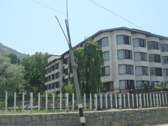 Welcome Hotel Srinagar: another view