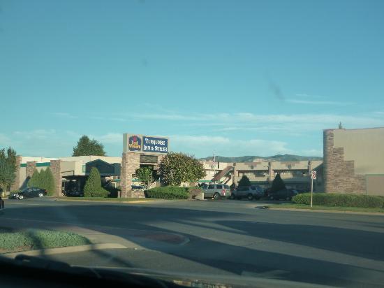 Best Western Turquoise Inn & Suites: extérieur