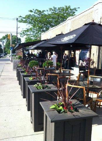 The Jazz Kitchen Patio located in Midtown