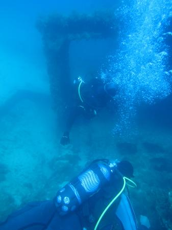 St. Paul's Bay, Malta: Diving with Aquatica
