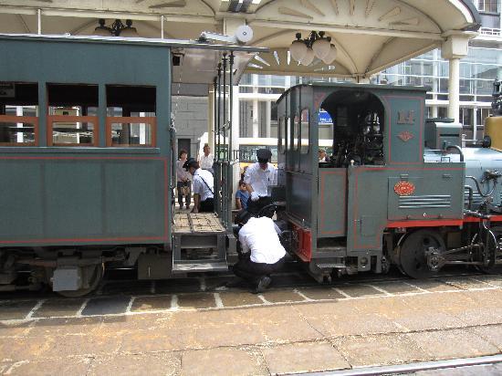 坊っちゃん列車, (8)