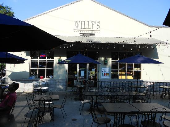 Willy's Mexicana Grill: Willy's Piedmont Ave Atlanta