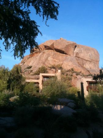Boulders Resort & Spa, Curio Collection by Hilton: Early Morning View From Casita