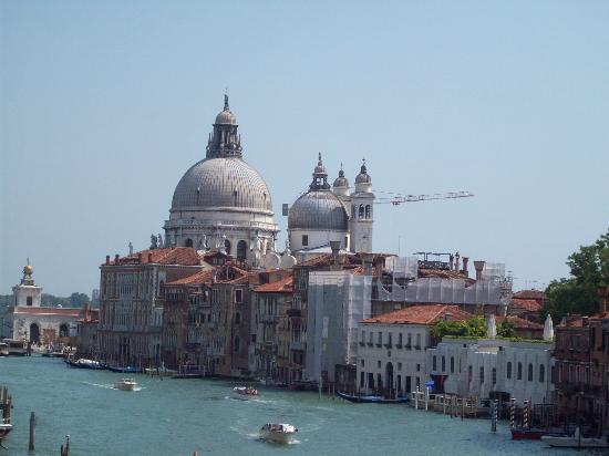 Palazzo Guardi: vistas desde el puente de la acadenia