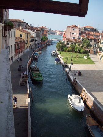 Palazzo Guardi: vistas desde el hotel
