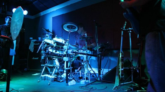 Otter House: Rabble Rousers 6/2/12 - Drum Solo