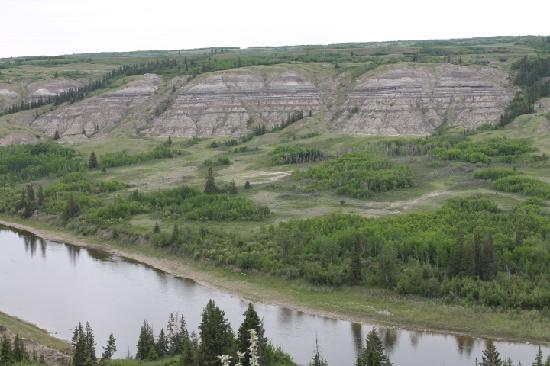 Αλμπέρτα, Καναδάς: Dry Island Buffalo Jump