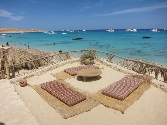 Giftun Islands: Mahmya beach