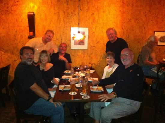 Heinrich's German Grill: The family