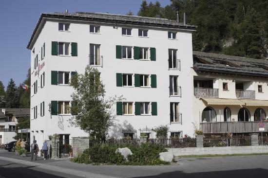 Hotel Seraina : Hotelansicht