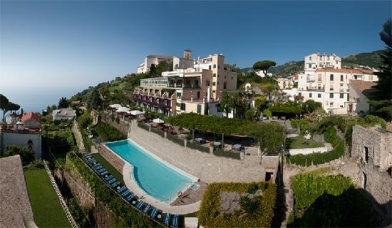 Belmond hotel caruso ravello italy reviews photos for Hotels in ravello with swimming pool